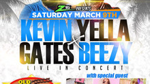 Kevin Gates X Yella Beezy Live in Concert