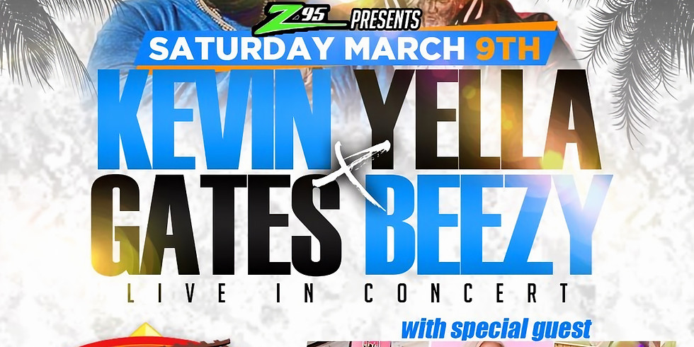 Kevin Gates & Yella Beezy Live In Conert