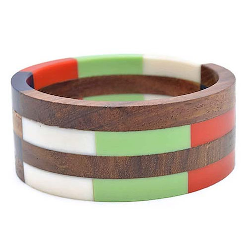 Fancy Designer Chunky Bangle