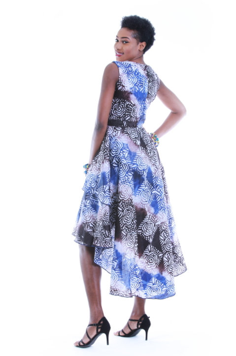 FOLKSHELF Leah Maxi Dress