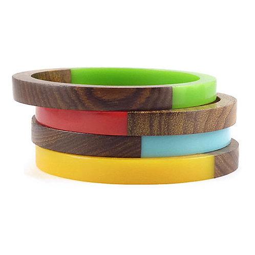 4pc Set Colourful Bangles