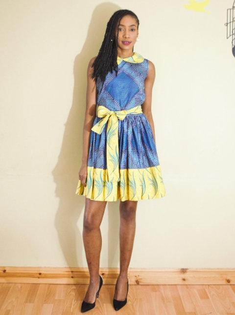 FOLKSHELF Bella Dress