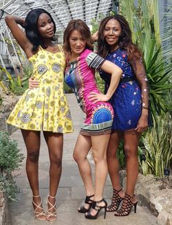 African Print Summer Dresses