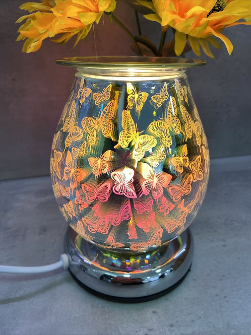 3D Butterfly Aroma Lamp
