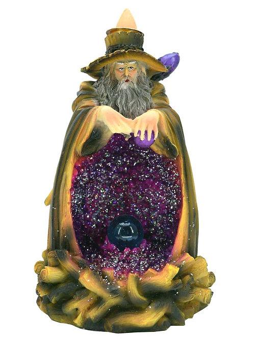 Wizard Back Flow Burner