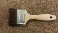 Woodworking Brush - Ox-hair