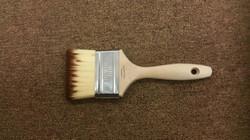 Woodworking brush - Imitation Badger