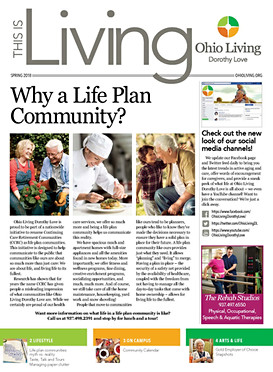 Retirement Living Quarterly Publications