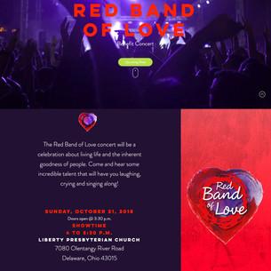 Special Event Website Development