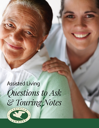 Assisted Living Questions to Ask when to