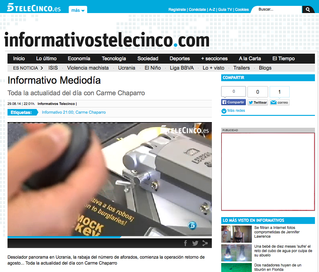 La Cerradura Invisible Remock Lockey en Telecinco