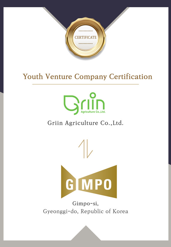 Youth Venture Company Certificate
