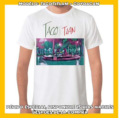 Tacotitlan - Coyoacán