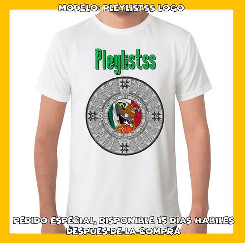 Pleylistss Logo