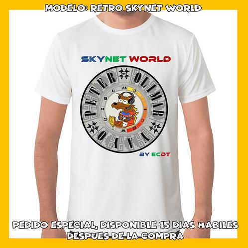 Retro Skynet World
