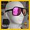 Thumbnail: Lentes Oscuros / Lentes De Sol, Modelo Estándar En Colores