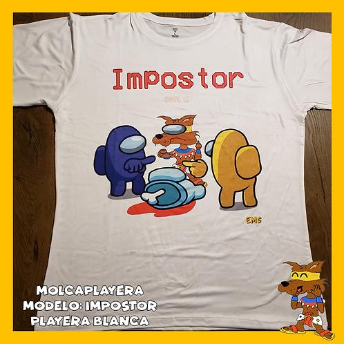 Playera Impostor