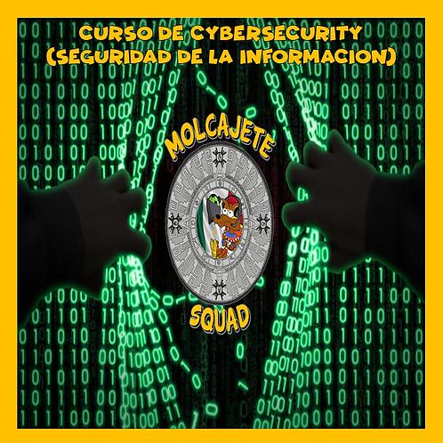 Curso Cybersecurity - Seguridad de la Información