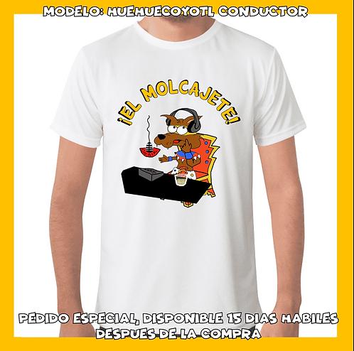 EL Molcajete Huehuecoyotl