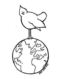 Worldly Bird