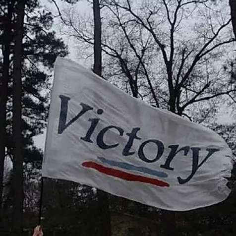 Victory   silk