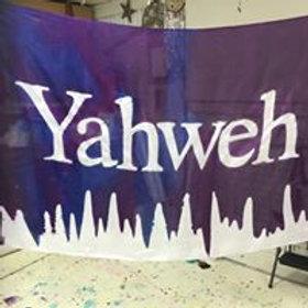 Yahweh bannerflag
