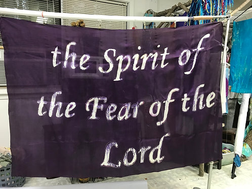 the Spirit of the Fear of the Lord
