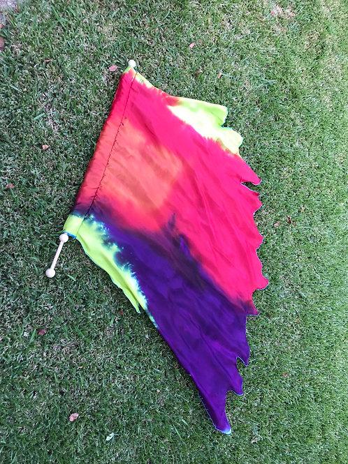 Spinner flag