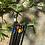 Thumbnail: Custom cut Fiberglass / telescopic flag poles for worship dance