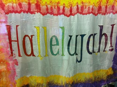 Hallelujah  silk