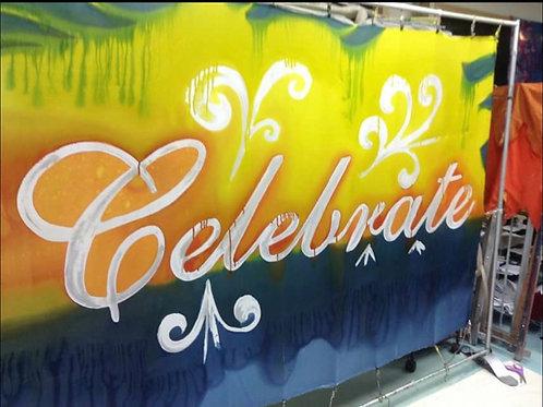 Celebrate -Silk