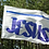 Thumbnail: THE JESUS BANNER- silk-blue+ Jesus cup
