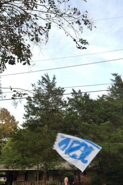 Xx Jesus bannerflag