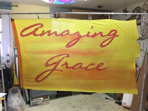Amazing Grace New Size 36 x 50