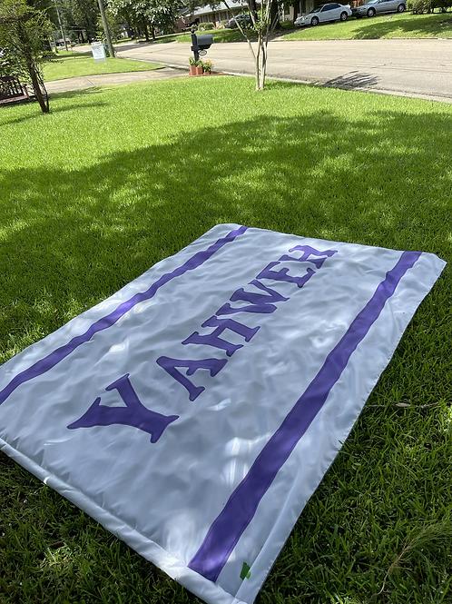 Yahweh -purple - two stripes