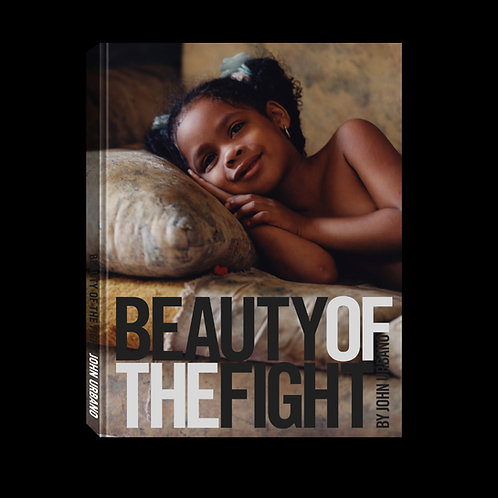 Photography Book: BEAUTY OF THE FIGHT