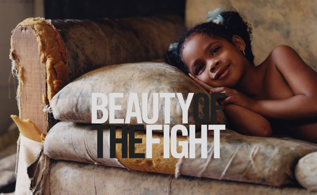 BEAUTY OF THE FIGHT