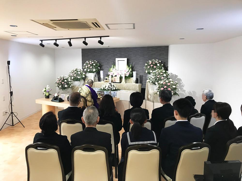 八王子市・家族葬・一日葬・式場