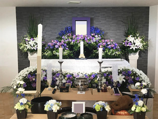 スタンダードプランで一日葬を執り行いました