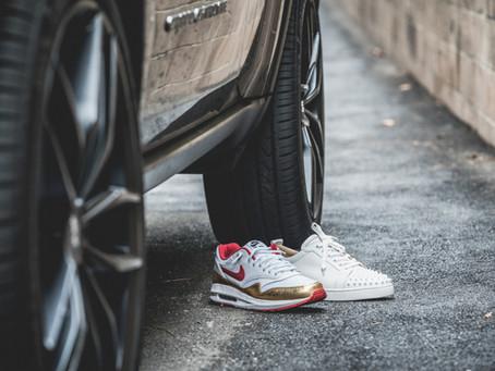 Louboutins & Nikes: Sneaker Love