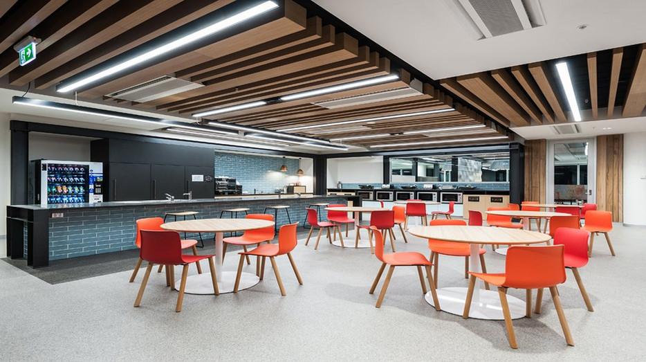 Council lunchroom, Melbourne