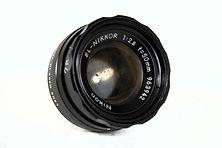 EL Nikkor 50mm f2.8