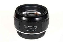 Olympus AF 50mm f1.8