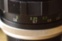 Minolta macro 50mm f3.5 close up