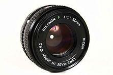 Rikenon P 50mm f1.7