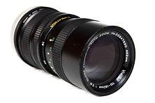 vivitar 70-150mm f3.8
