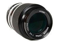 Nikkor 135mm f3.5 Non-Ai