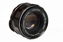 SMC Takumar 55mm f1.8