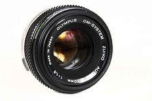 Olympus OM 50mm f1.8