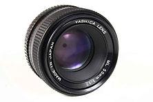 Yashica ML 50mm f1.7